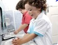 hygiene chez l'enfant